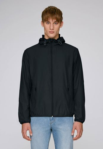 ThokkThokk Man Windbreaker Black Sustainable Fair