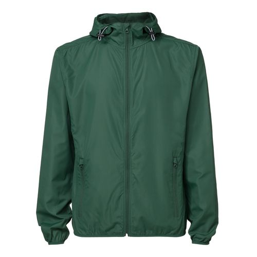 ThokkThokk Man Windbreaker Bottle Green Fair