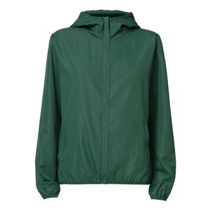 ThokkThokk Damen Windjacke Bottle Green Fair