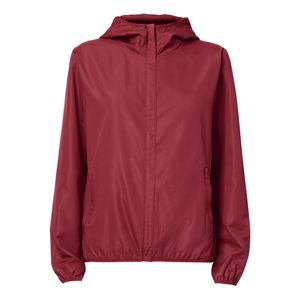 ThokkThokk Damen Windjacke Burgundy Fair