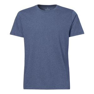 ThokkThokk Herren T-Shirt Dark Heather Blue Bio & Fair