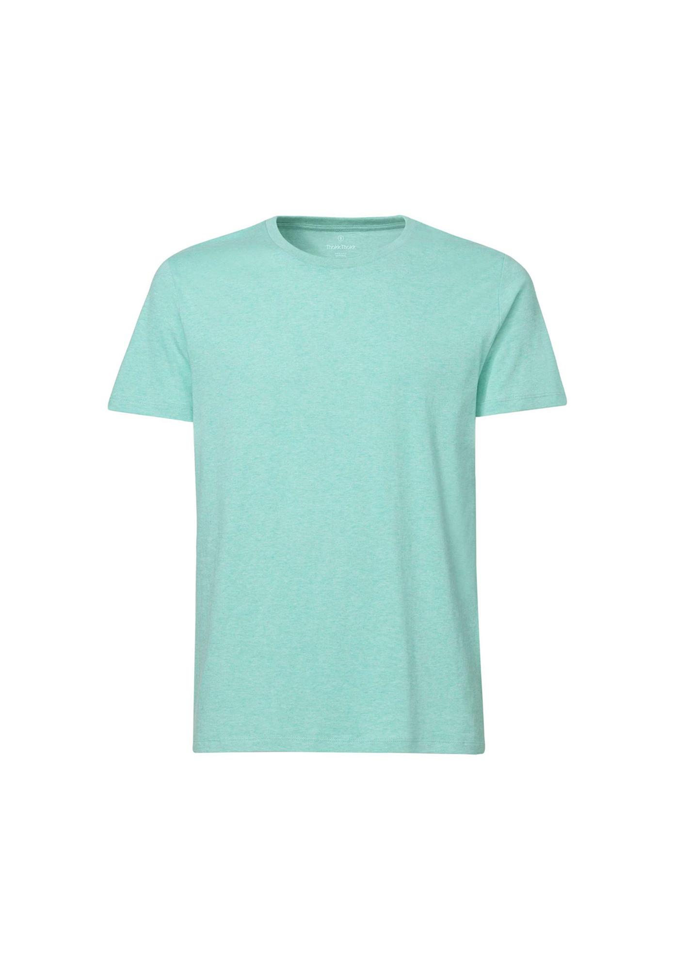 T-Shirt Mid Heather Green