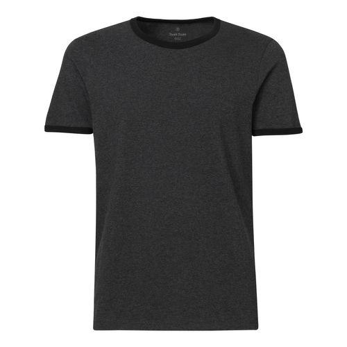 ThokkThokk Herren T-Shirt Dunkelgrau Bio Fair