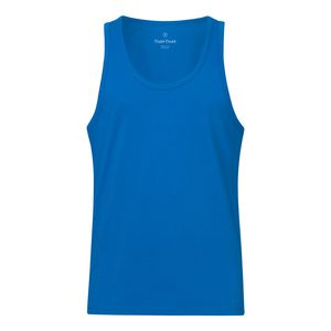 ThokkThokk Herren Tank Top Royal Blue Bio & Fair
