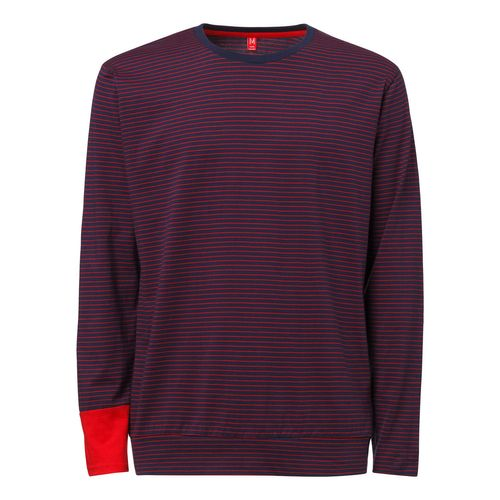 ThokkThokk Pin Striped Longsleeve Man GOTS Fairtrade