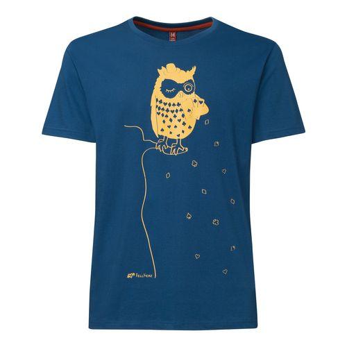 FellHerz Pokereule T-Shirt peacock made of 100% organic cotton // Organic and Fair