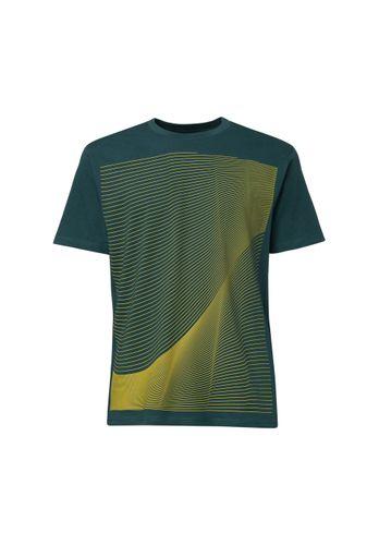 ThokkThokk Herren T-Shirt Air T-Shirt Petrol Bio Fair
