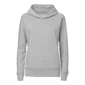 ThokkThokk Damen Kapuzensweatshirt heather grey Bio & Fair