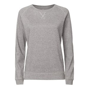 ThokkThokk Damen Sweatshirt Heather Stone Bio & Fair
