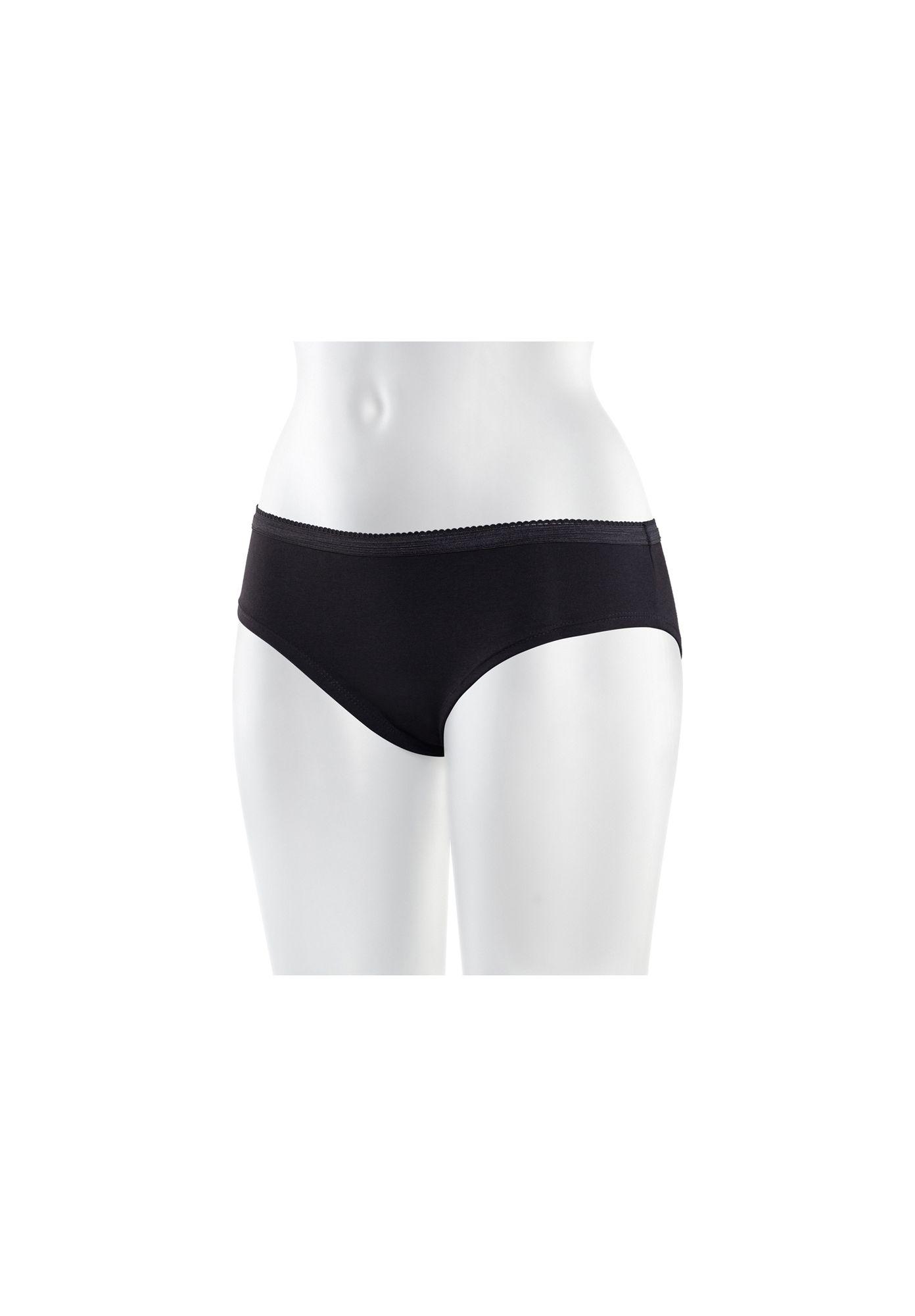 TT21 Panty Lace Band Black