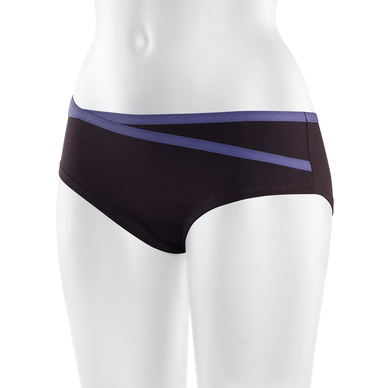 TT21 Panty Cross Strap java GOTS & Fairtrade