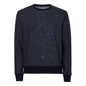ThokkThokk ST Spectrum Round Neck Sweatshirt french navy