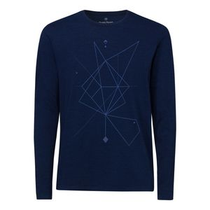 ThokkThokk ST Spectrum Denim Longsleeve dark washed indigo