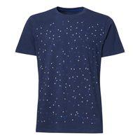 Pixelmate T-Shirt midnight melange GOTS & Fairtrade