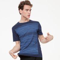 Bild 4 - Strokes TT02 T-Shirt Blue/Midnight Melange