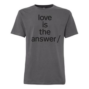 Süpergrüp Love is the answer T-Shirt castlerock