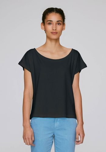 ThokkThokk Woman Oversized Cropped T-Shirt Organic Fair