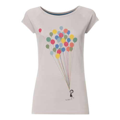 FellHerz Balloons Cap Sleeve dust