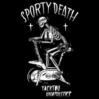 Bild 2 - Yackfou Sporty Death Herren Longsleeve black Bio & Fair