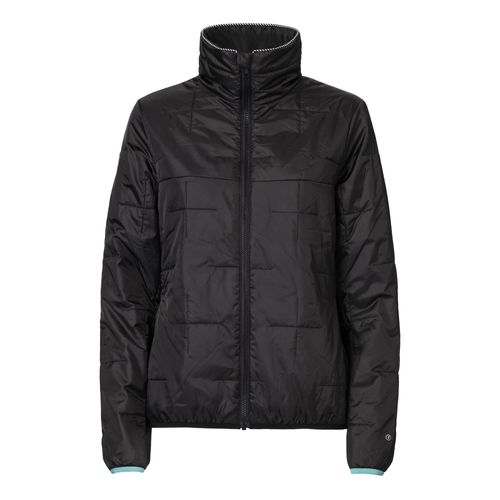 ThokkThokk TT2001 Light Kapok Anorak Woman Allblack PETA-Approved Vegan