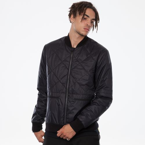 ThokkThokk TT2004 Light Kapok Blouson Man Black PETA-Approved Vegan