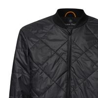 TT2004 Light Kapok Blouson Man Black PETA-Approved Vegan