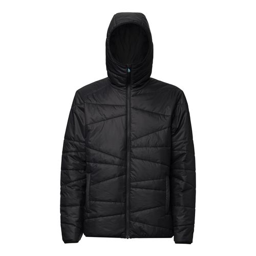 ThokkThokk TT2006 Kapok Anorak Man Black PETA-Approved Vegan