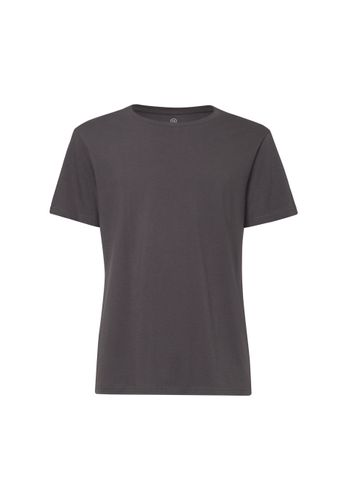 ThokkThokk TT02 T-Shirt Man Dark Grey made of organic cotton // Organic and Fairtrade certified