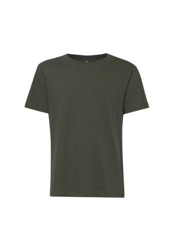 ThokkThokk TT02 T-Shirt Man Olive-Green made of organic cotton // Organic and Fairtrade certified