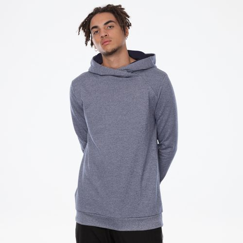 ThokkThokk TT1025 Cross Hoodie Salt&Pepper/Midnight Man made of 100% organic cotton // GOTS and Fairtrade certified