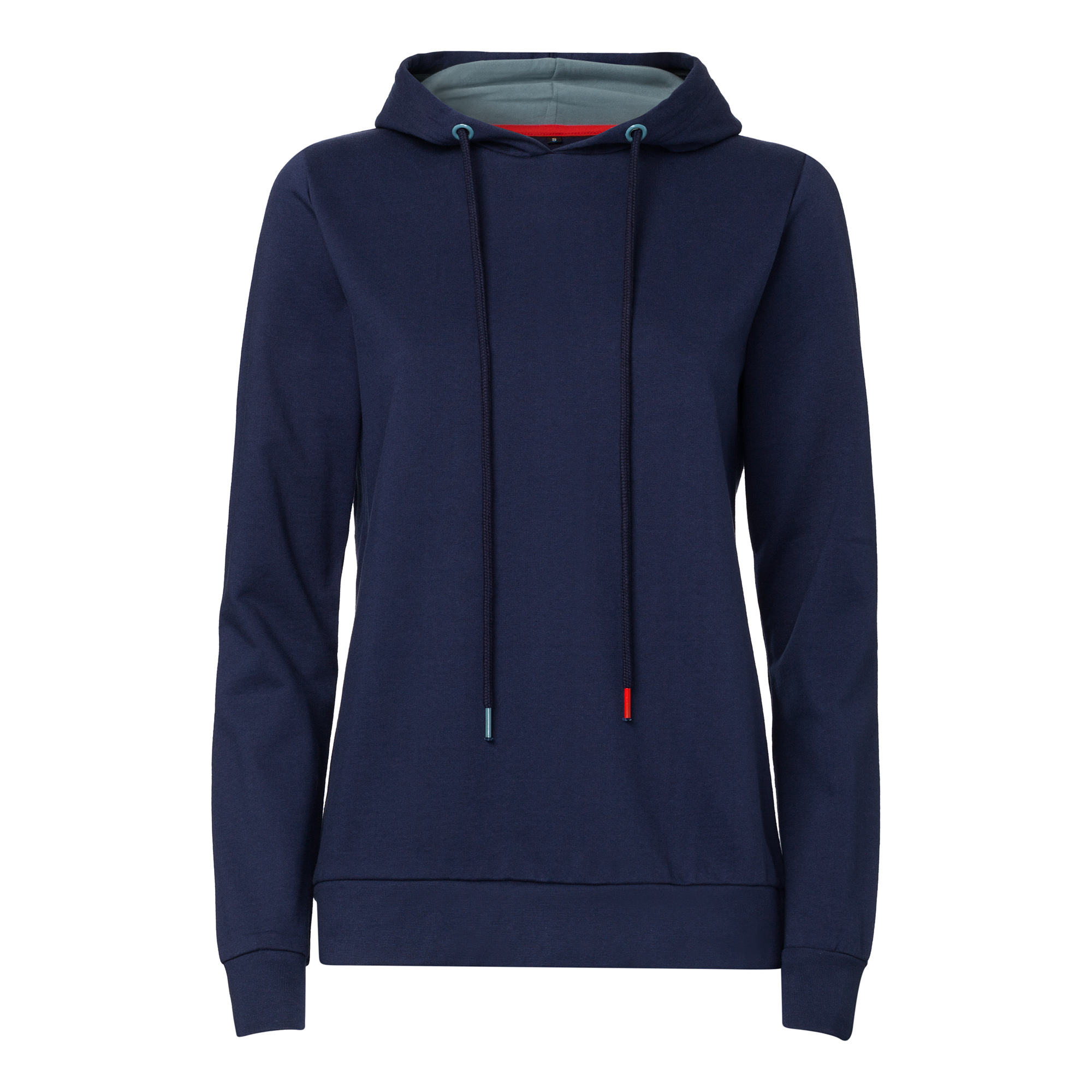TT1028 Hooded Sweater Midnight Woman GOTS & Fairtrade