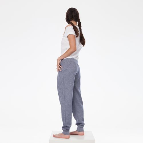 ThokkThokk TT1032 Joggingpants Salt&Pepper/Midnight Woman made of 100% organic cotton // GOTS & Fairtrade certified
