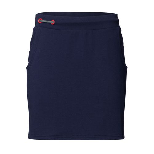 ThokkThokk TT1033 Miniskirt Dark Blue made of organic cotton // Organic and Fairtrade certified
