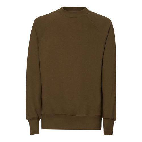 ThokkThokk Man Sweatshirt British Khaki made of 100% organic cotton // Organic and Fair