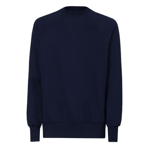 ThokkThokk Man Sweatshirt French Navy made of 100% organic cotton // Organic and Fair