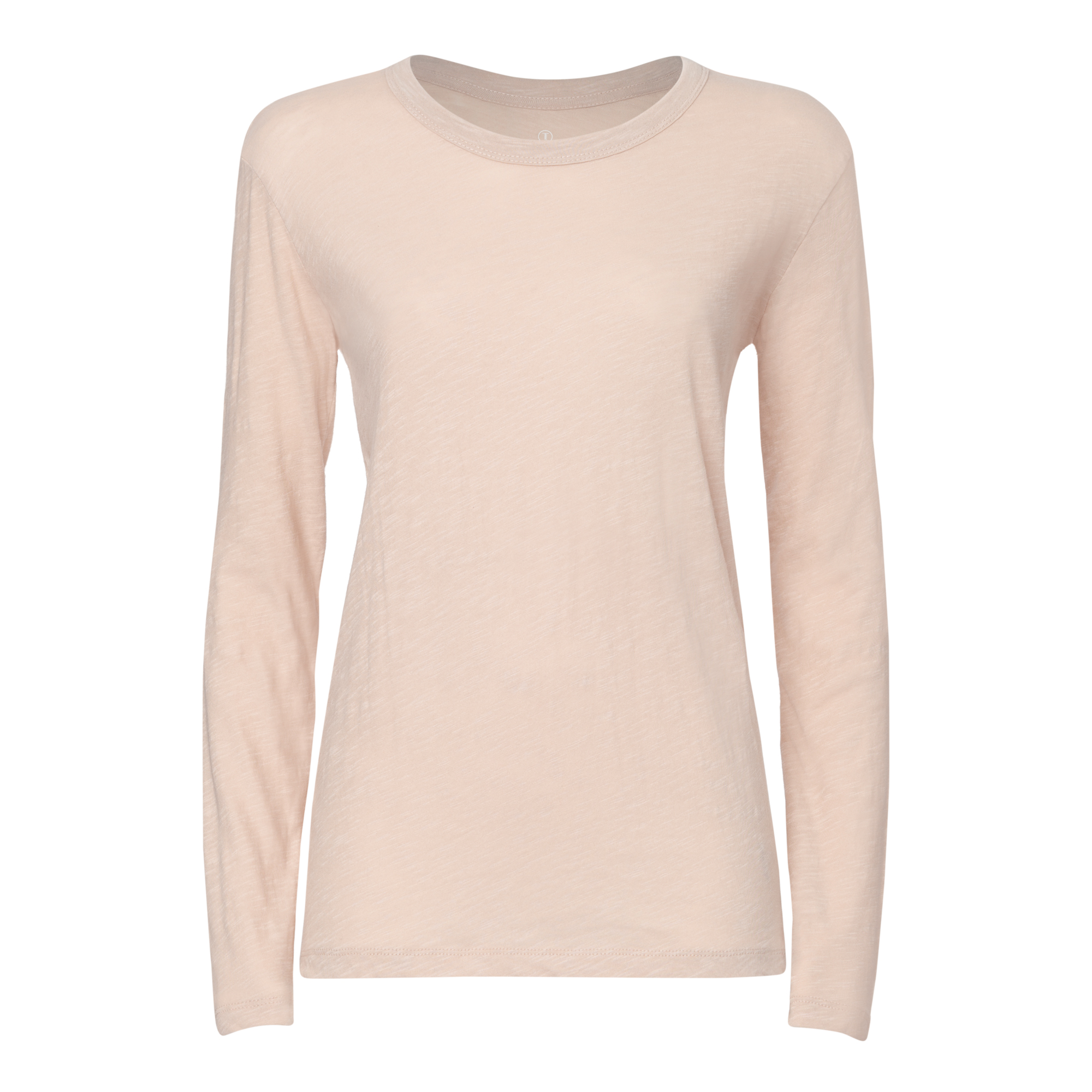 Woman Longsleeve Faded Nude Organic & Fair