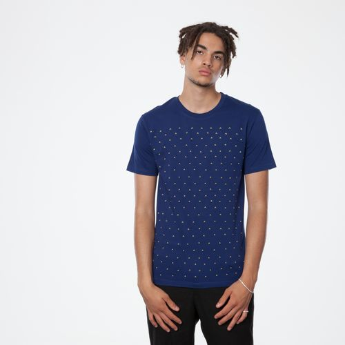ThokkThokk Peg T-Shirt sulphur/blueprint made of 100% organic cotton // GOTS and Fairtrade certified