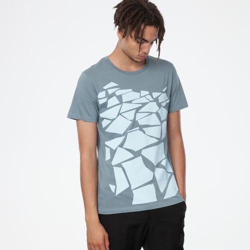 ThokkThokk Arctic T-Shirt glacier/iceblue made of 100% organic cotton // GOTS and Fairtrade certified