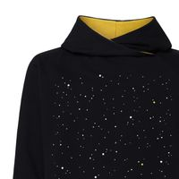 Bild 5 - Nightsky TT1025 Cross Hoodie Man black GOTS & Fairtrade