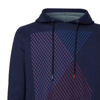 Bild 5 - Spacegrid TT1024 Hooded Sweater Man midnight GOTS & Fairtrade