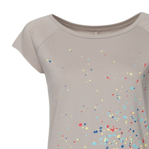 ThokkThokk Splash Cap Sleeve dust of 100% organic cotton // GOTS and Fairtrade certified