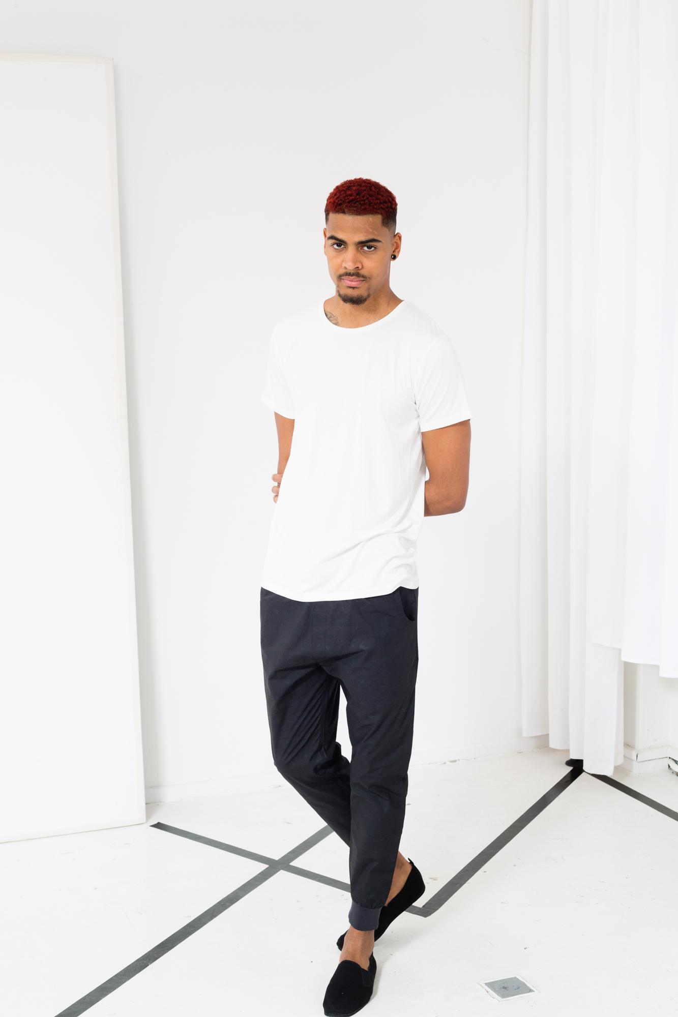 9ebfb10892b Mud TT38 Summer Pants Man black/graphite Organic & Fair Collections ...