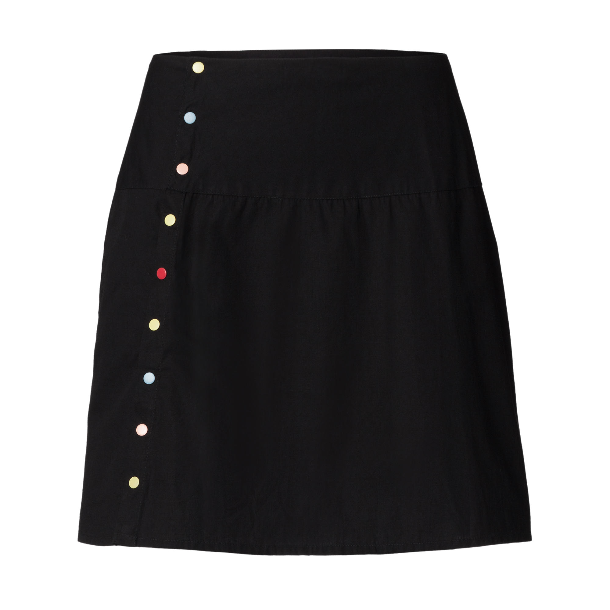 TT59 Skirt Woman Black Bio & Fair