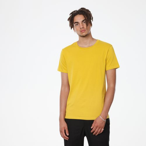 ThokkThokk 3 Pack TT02 T-Shirt Man Sulphur/Moss/Black made of organic cotton // Organic and Fairtrade certified