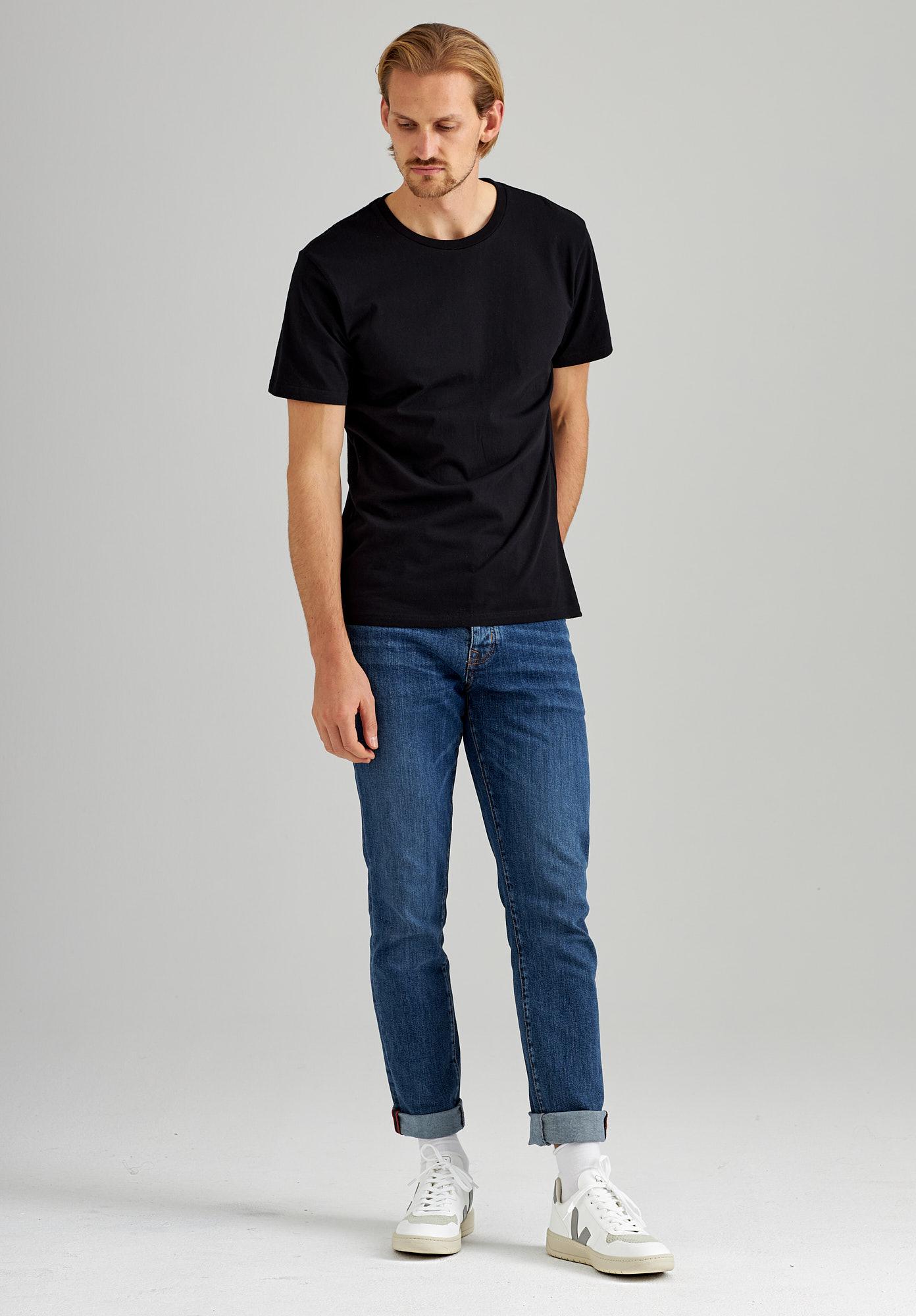 3 Pack TT02 T-Shirt Black