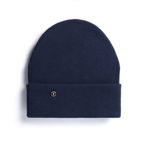 ThokkThokk Mütze Blau Bio Fair