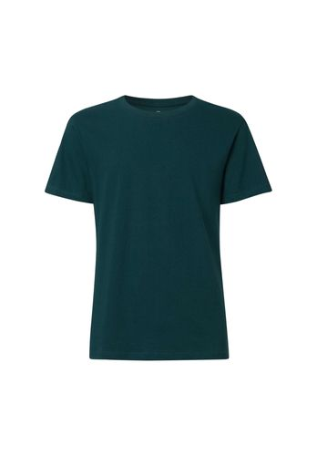 ThokkThokk Men T-Shirt Teal Organic Fair
