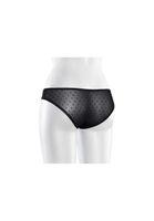 Bild 3 - TT28 Bikini Panty Netlace Black