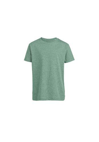 ThokkThokk Kids T-shirt Green Organic Fair