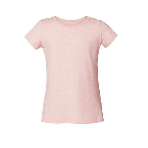 ThokkThokk Girls T-Shirt Light Pink made of organic cotton // Organic and Fair